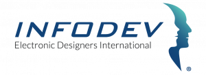 Logo Infodev Electronic Designers International - English