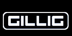 Gillig White Logo