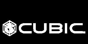 Logo Cubic Corporation -