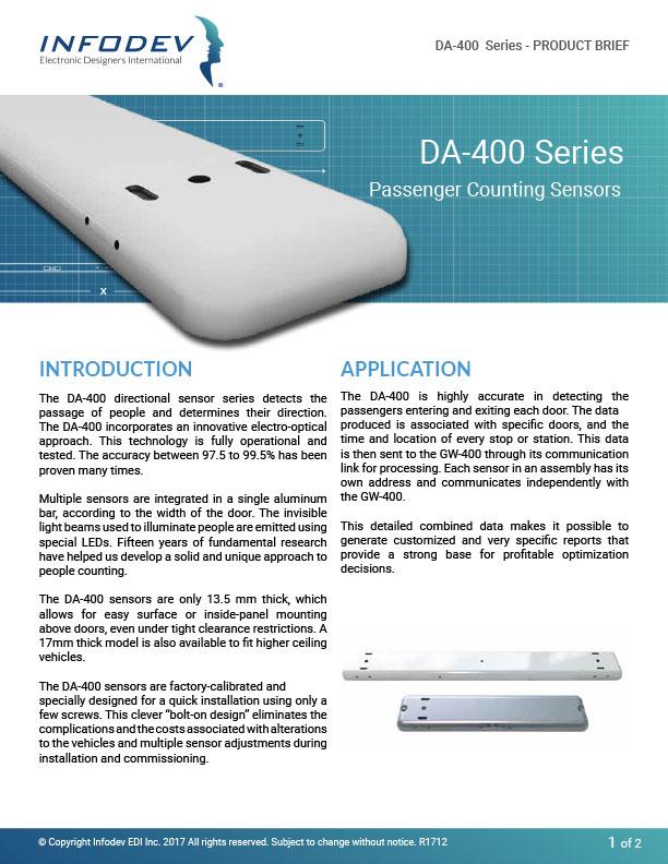 DA-400-Product-Brief-R1712A-cover