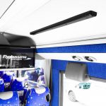 Infodev EDI Da-400 installation coach bus