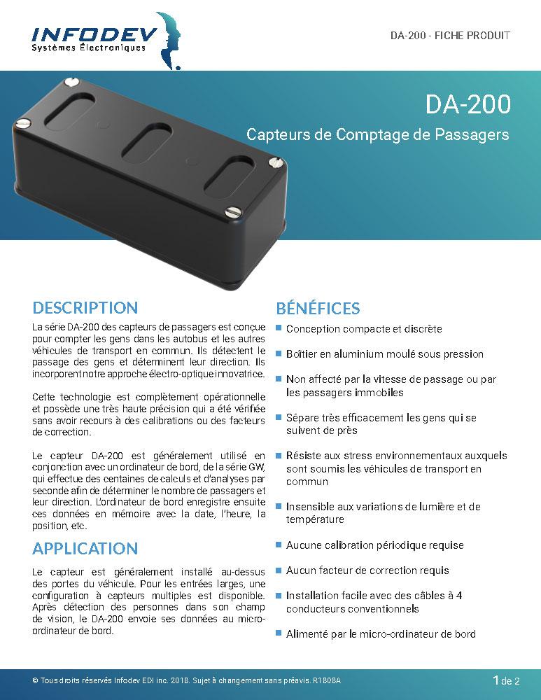 Infodev's Product-Brief_DA-200-Sensor_R1808A_FR