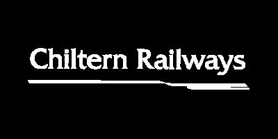 Logo Chiltern Railway White